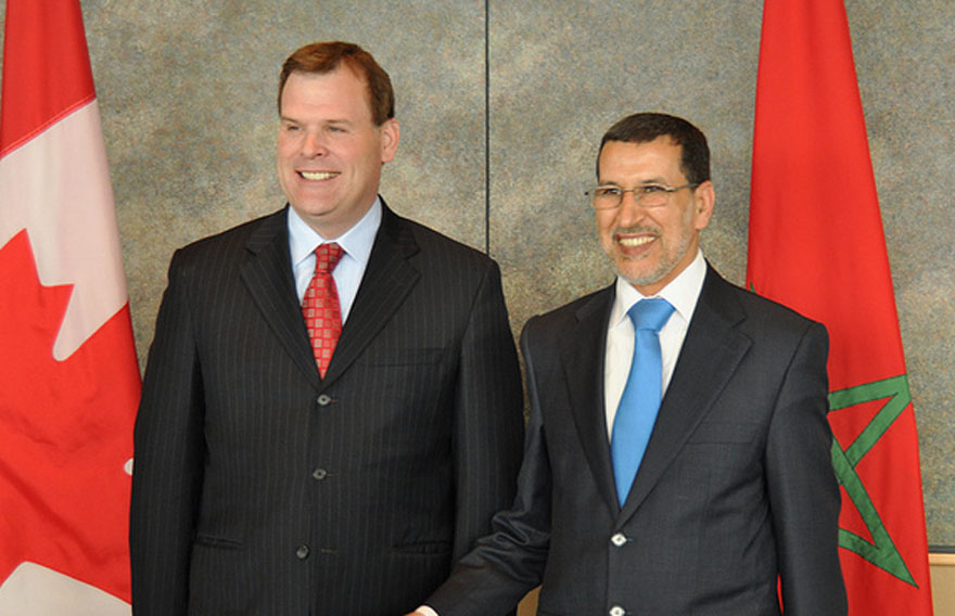 Baird Welcomes Moroccan Counterpart