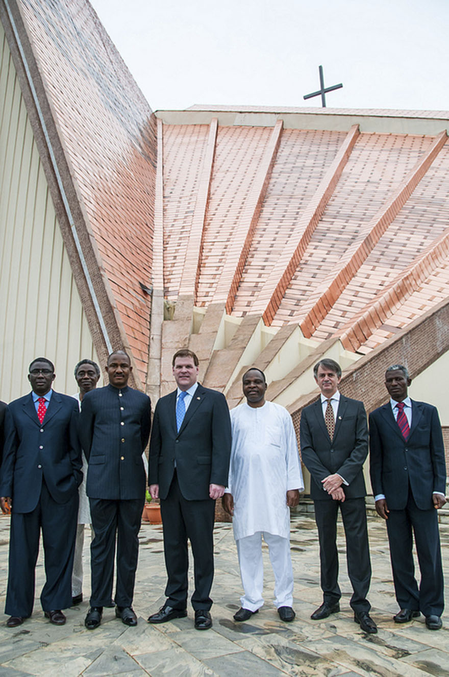 Baird Encourages Religious Freedom and Pluralism in Visits to Nigerian Holy Sites