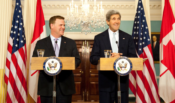Baird Meets New U.S. Counterpart