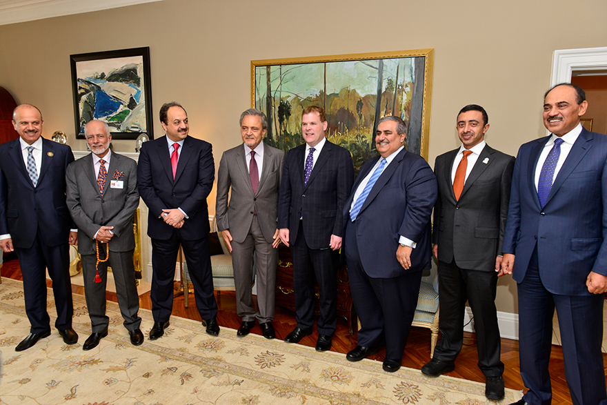 Baird Highlights Role of Gulf Cooperation Council