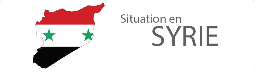 La réponse du Canada à la situation en Syrie