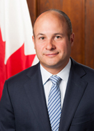 Stewart Wheeler, Chief of Protocol of Canada