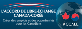 Accord de libre-échange Canada-Corée (ALECC)