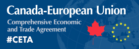 Canada-European Union: Comprehensive Economic and Trade Agreement (CETA)