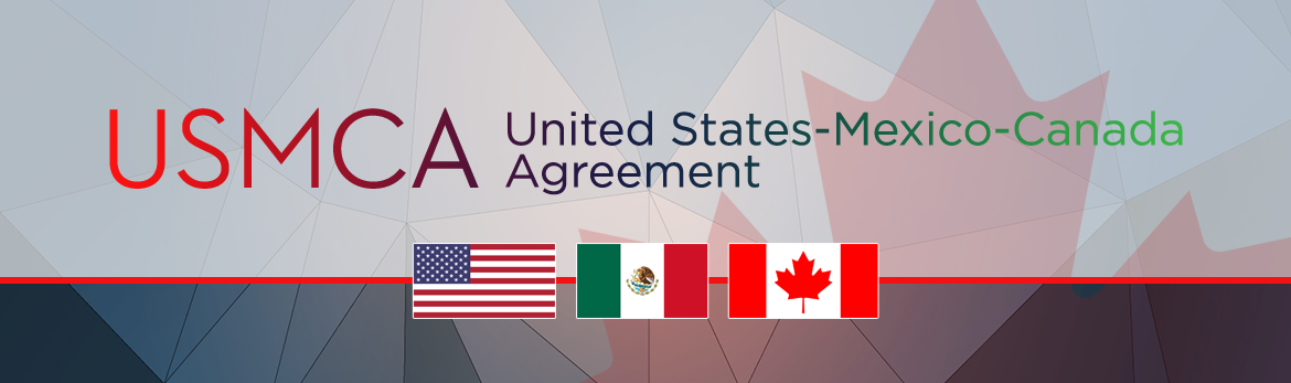 On September 30, 2018, the United States, Mexico and Canada announced the completion of negotiations toward a new United States-Mexico-Canada Agreement (USMCA)