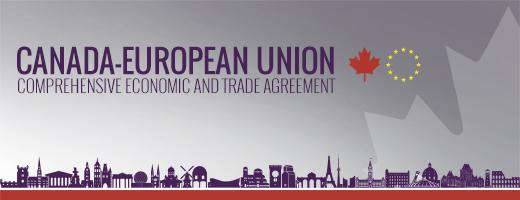 Complete Canada-EU Text Reached