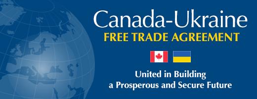 Canada ukraine free trade agreement cufta platinumwayz