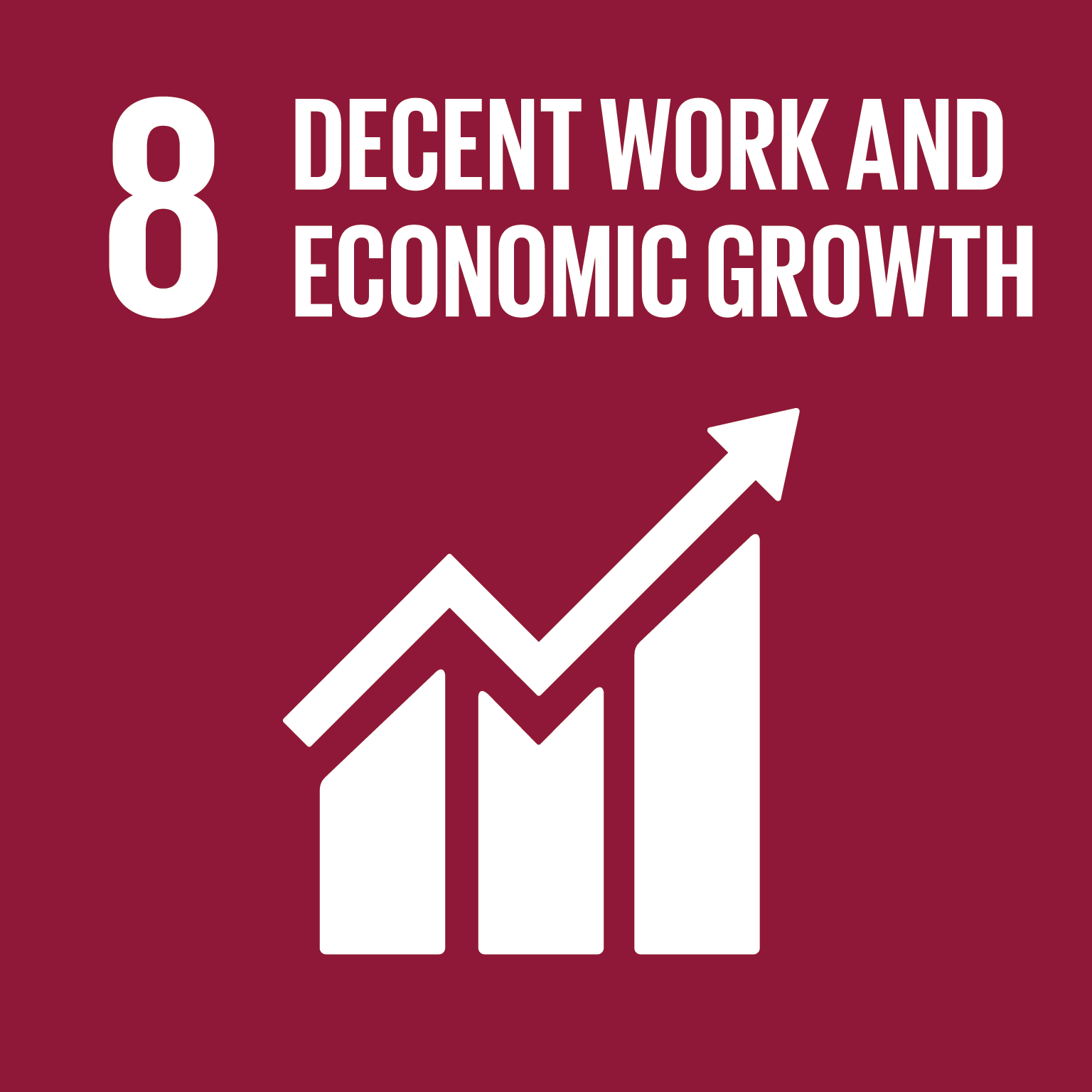 Goal 8 – Decent work and economic growth