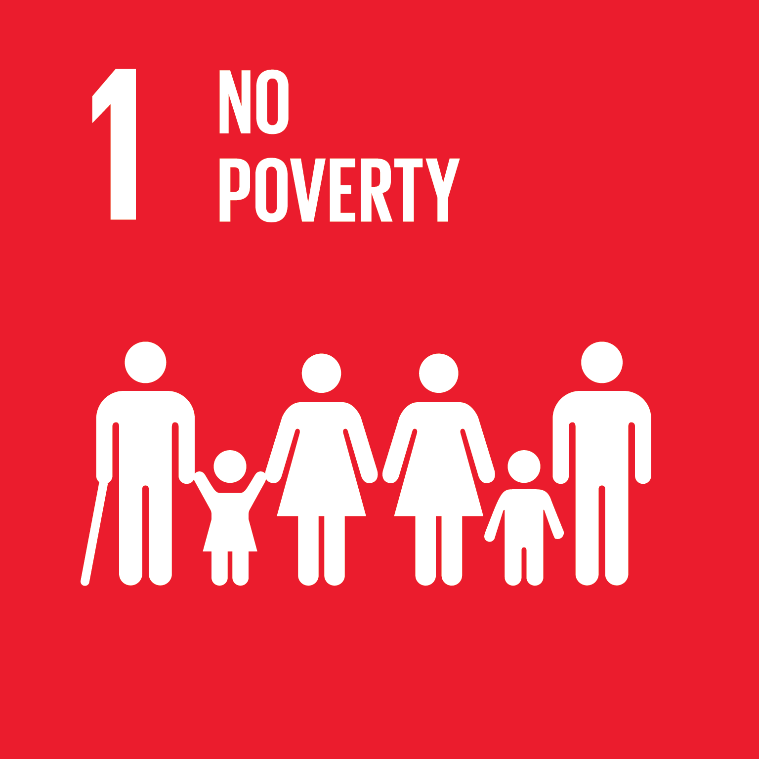 Goal 1 – No poverty