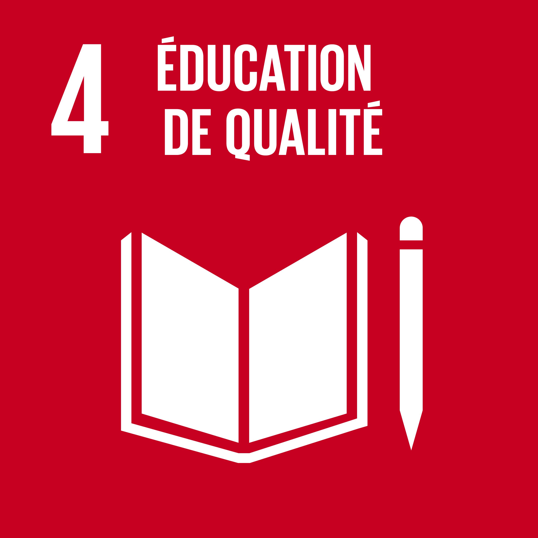 Objectif 4 : Éducation de qualité