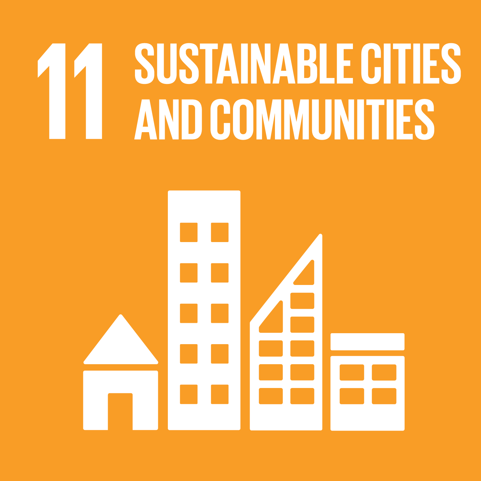 Goal 11 – Sustainable Cities and Communities