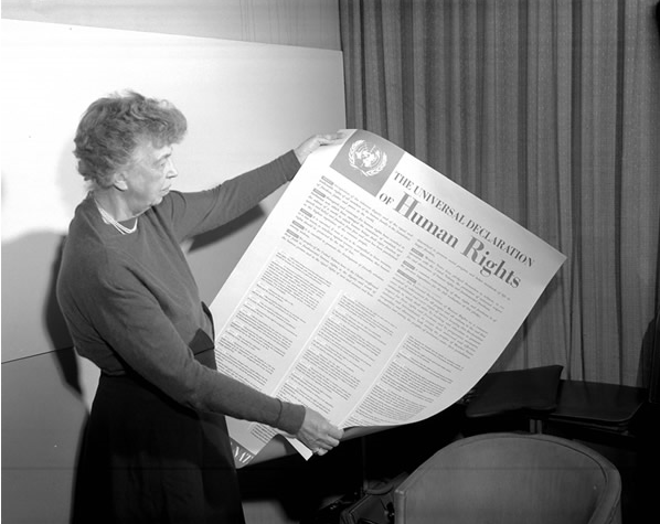 The Universal Declaration of Human Rights celebrated its 70th anniversary in 2018. Credit: UN Human Rights Office of the High Commissioner
