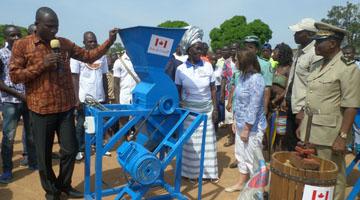 Canada and Côte d'Ivoire
