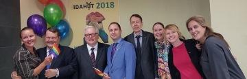 Faire tomber les barrières pour célébrer les droits LGBTI au Kazakhstan