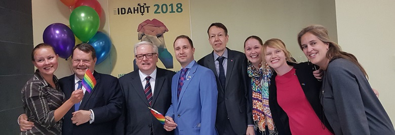 Breaking down barriers to celebrate LGBTI rights in Kazakhstan