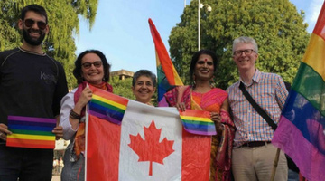 More stories about LGBTI rights