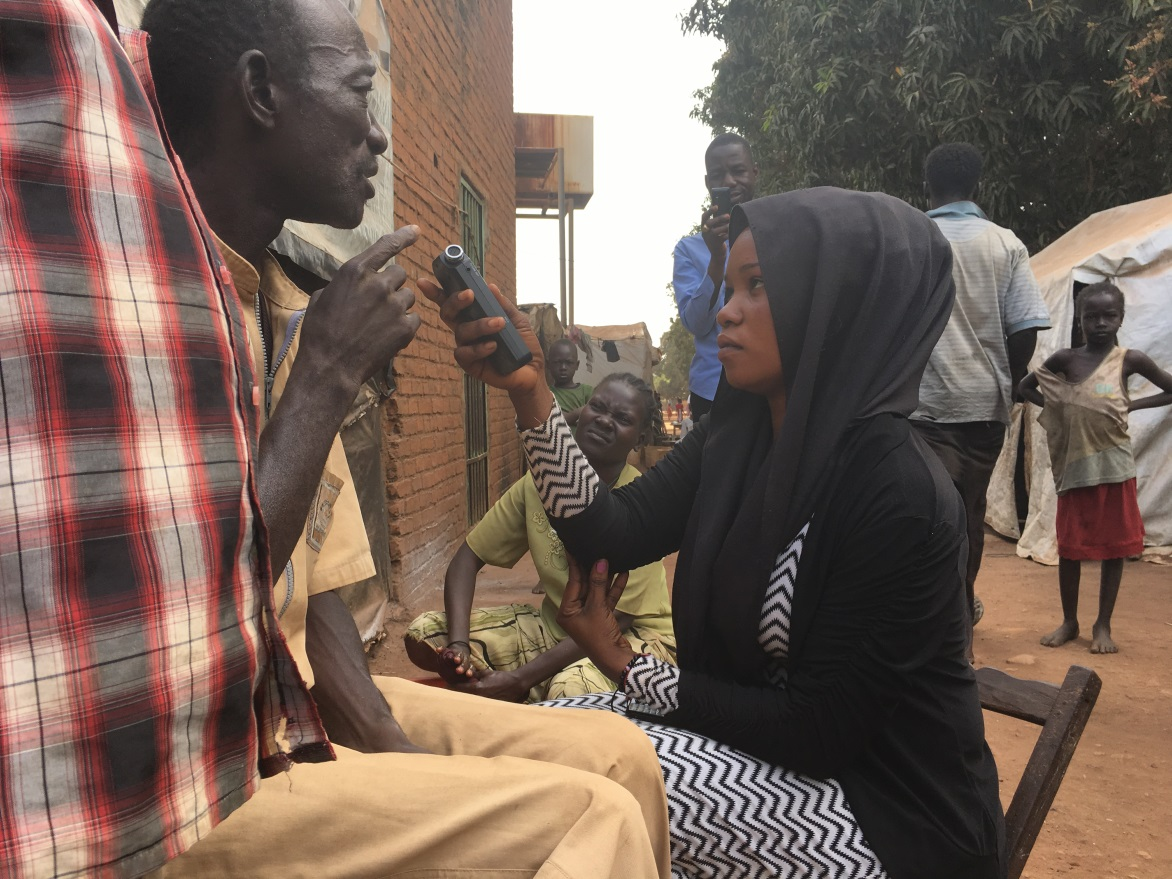 Promoting freedom of the press in South Sudan