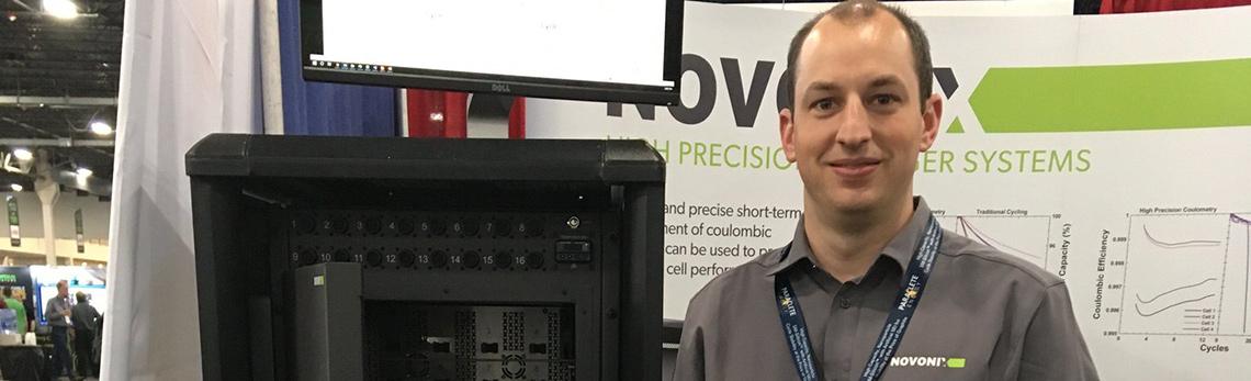 Chris Burns, cofondateur, président et chef de la direction de Novonix