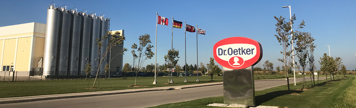 Dr. Oetker's $200-million investment in Canada spurs exports