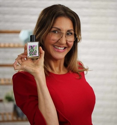 Entrepreneur Barb Stegemann, CEO and founder of The 7 Virtues Beauty
