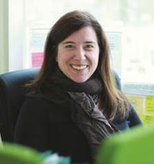 Entrepreneure Lisa Grogan, présidente et cofondatrice de Overlap Associates
