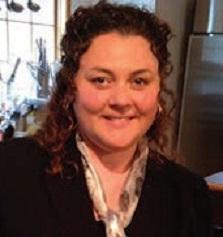 Entrepreneure Pina Romolo, présidente et fondatrice de Piccola Cucina
