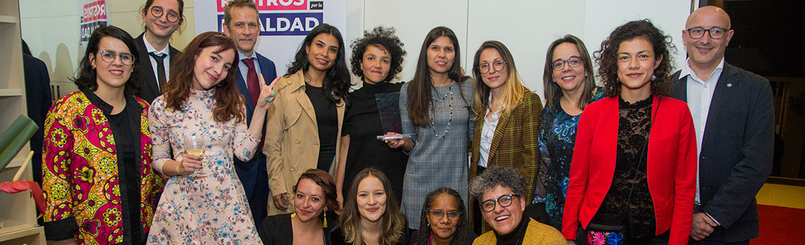 Colombian GBV survivors share their stories