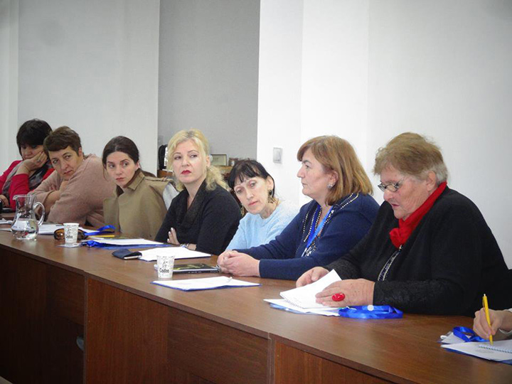 Women are resolving conflict and promoting peace between communities on either side of the de-facto Georgia-South Ossetian border.