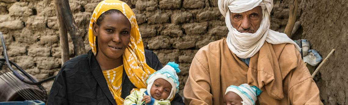 SOLAR: A high-quality cold chain to improve the health of Mali's mothers and children
