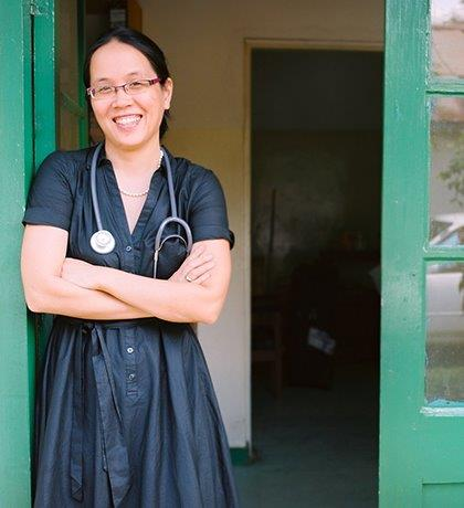 Dr. Adrienne Chan